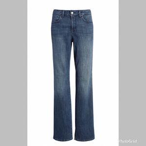 NYDJ Women's Marilyn Straight Leg Jeans NYDY55